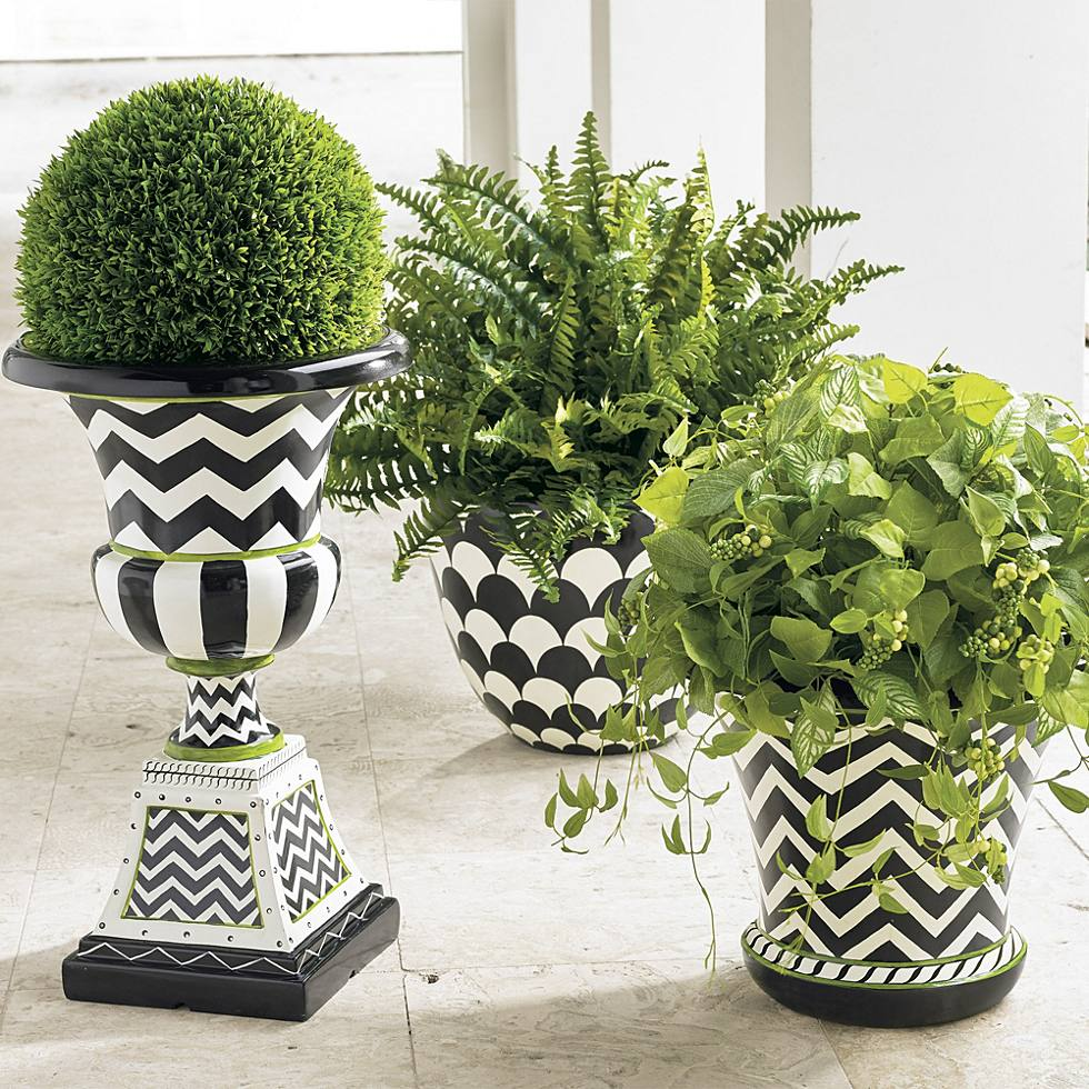 Decorating with Today\'s Amazing Faux Greenery & Artificial ...