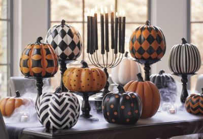 Never worry about a fresh pumpkin turning