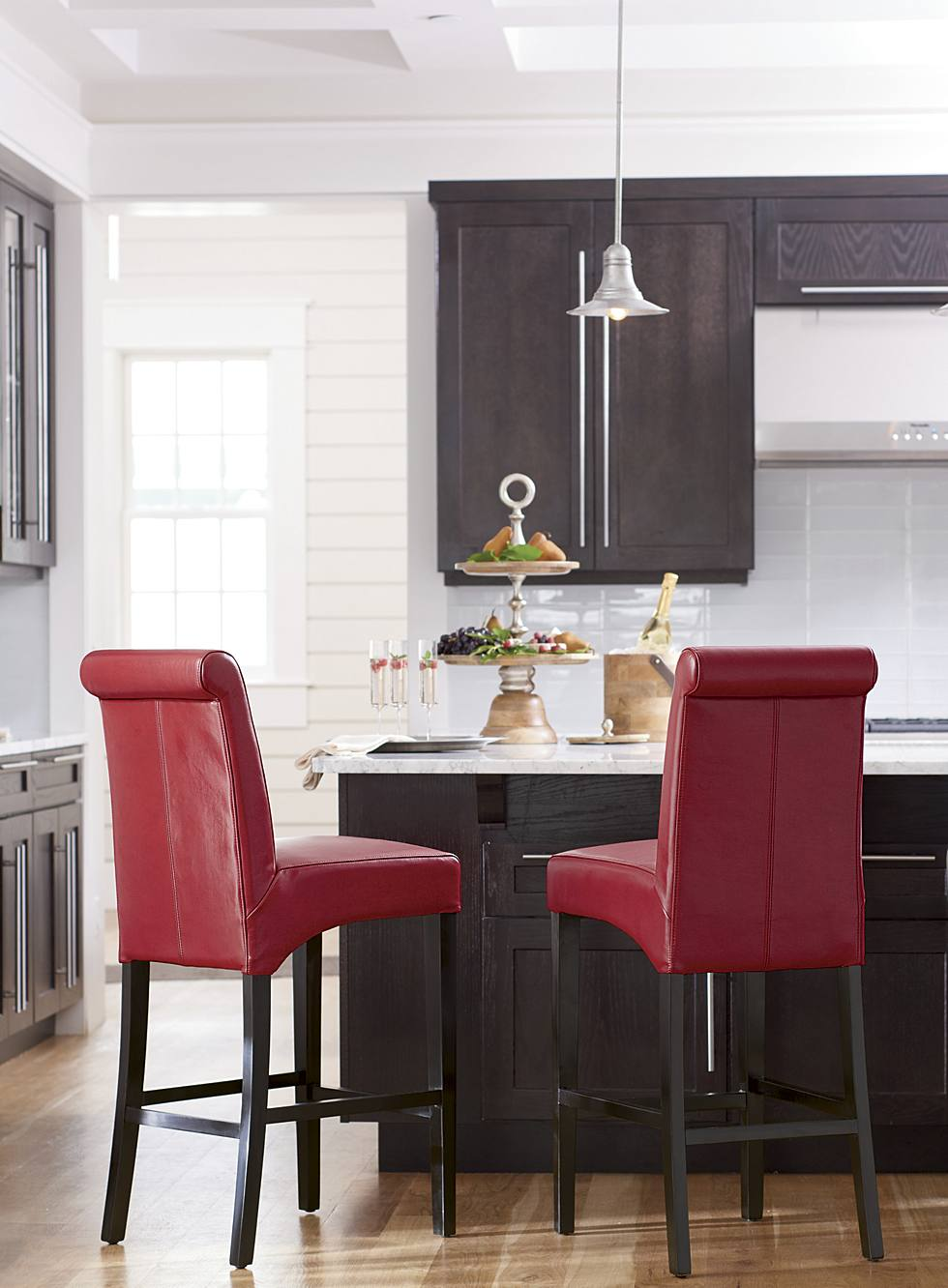 Five Ways To Work Your Bar And Counter Stool Style