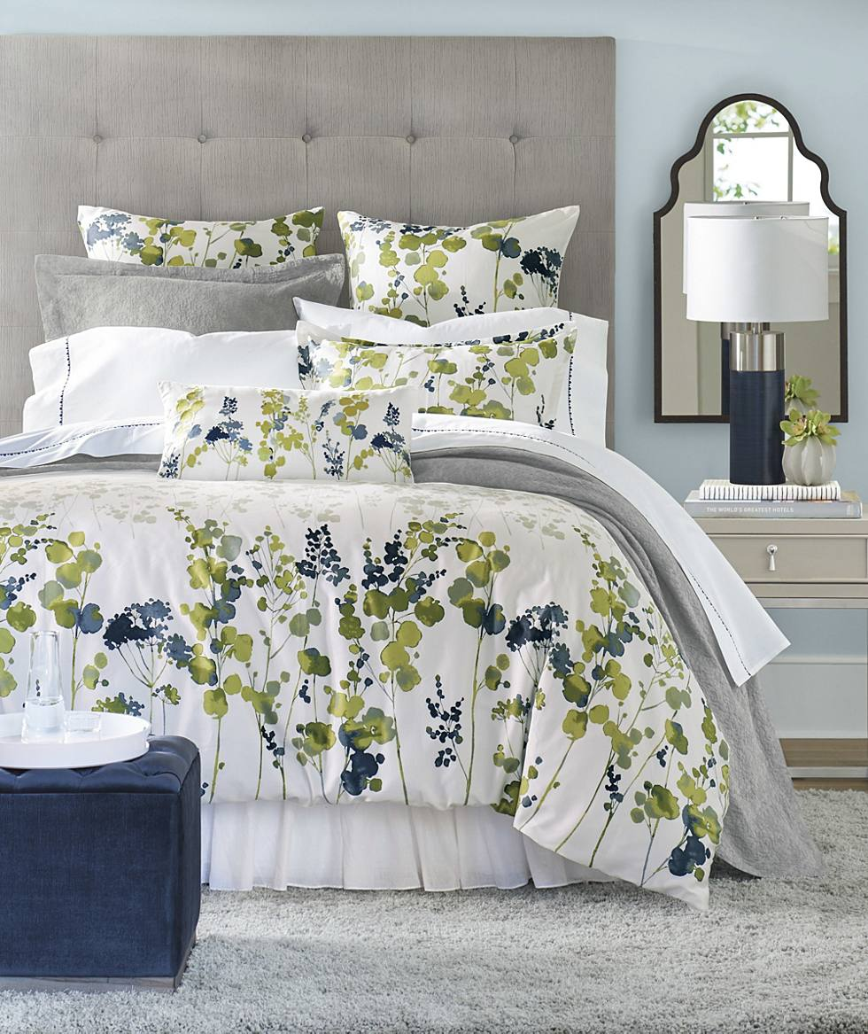 How To Layer Your Bed Our Best Bedscaping Tips Grandin Road Blog Device For Use In Folding Fitted Sheets Diagram And Image Many Pillows On A