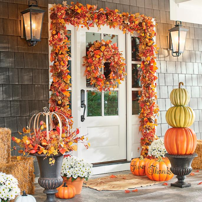 Front Gate Home Decor: Harvest Moon Collection