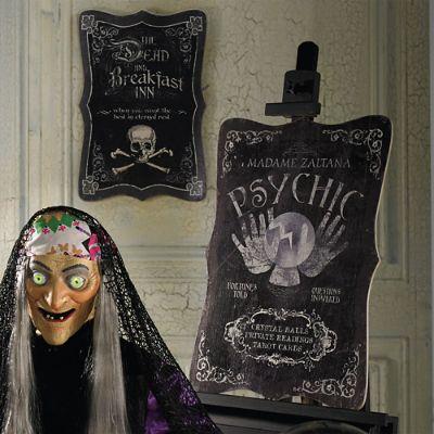 Halloween Wall Art Grandin Road
