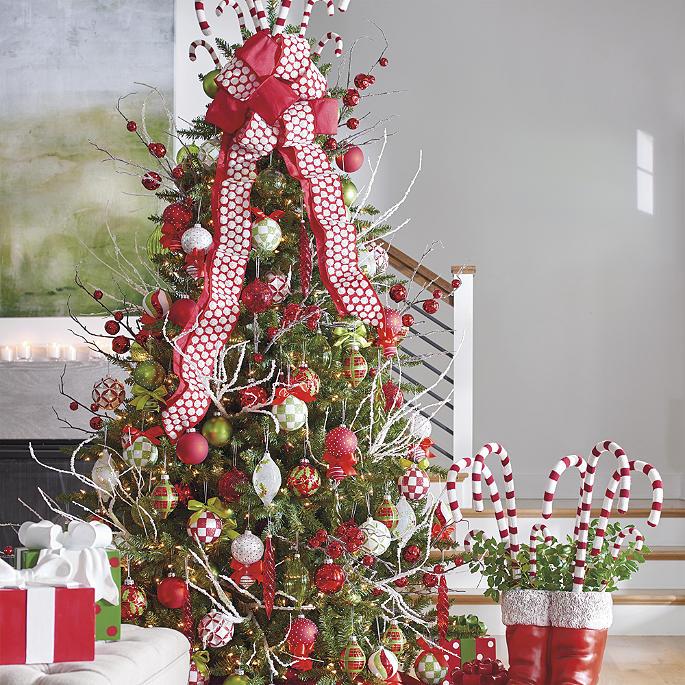 Grandin Road Christmas Decorations