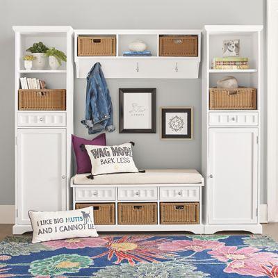 entryway furniture with storage wood storage furniture entryway grandinroad