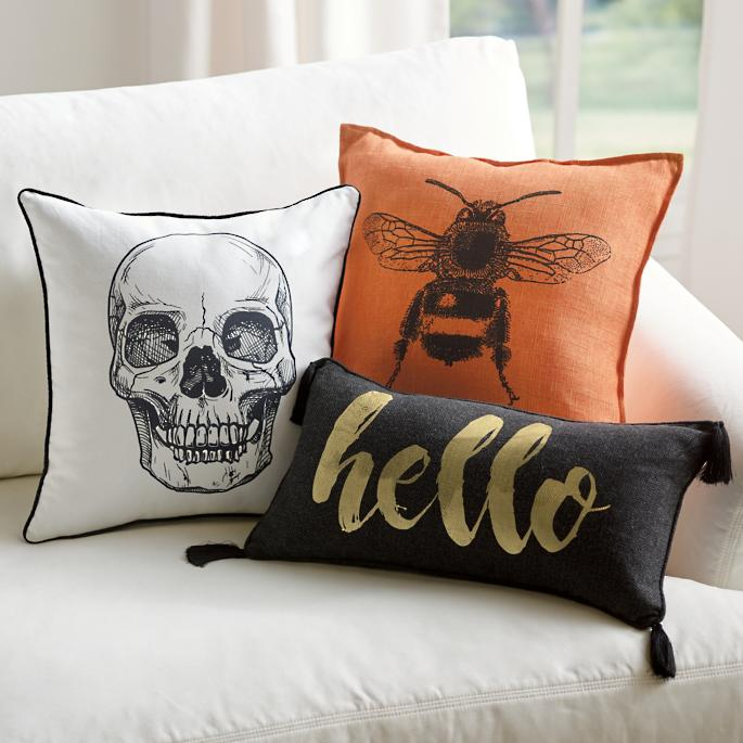 """Hello"" Haven Pillow"