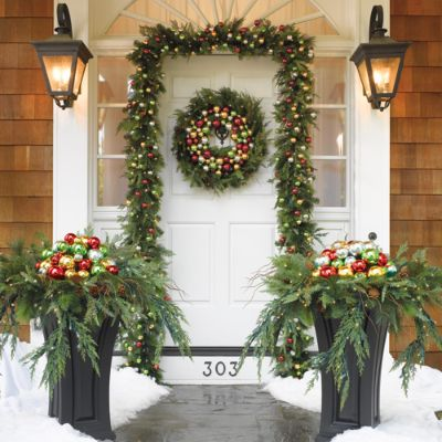 Martha Stewart Battery Operated Christmas Ornament