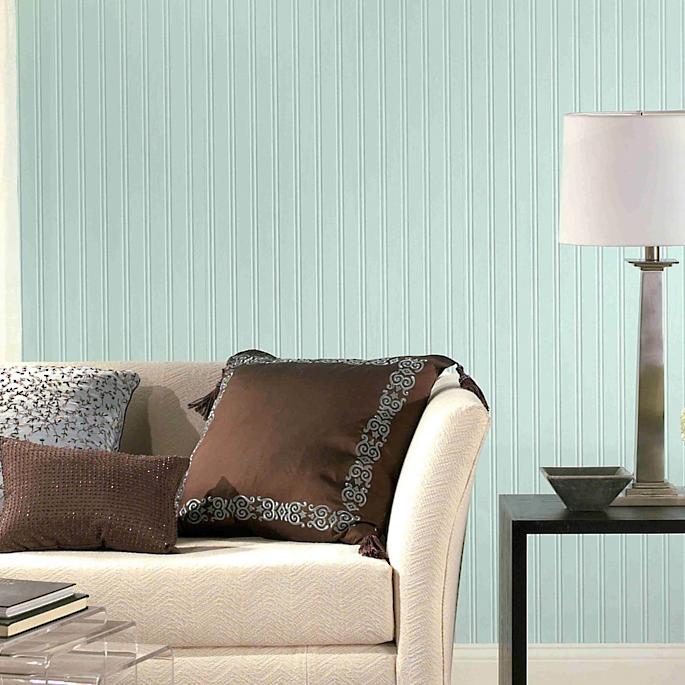 Attrayant Beadboard Paintable Wallpaper